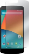 2 in 1 LG Nexus 5 Displayschutzfolie