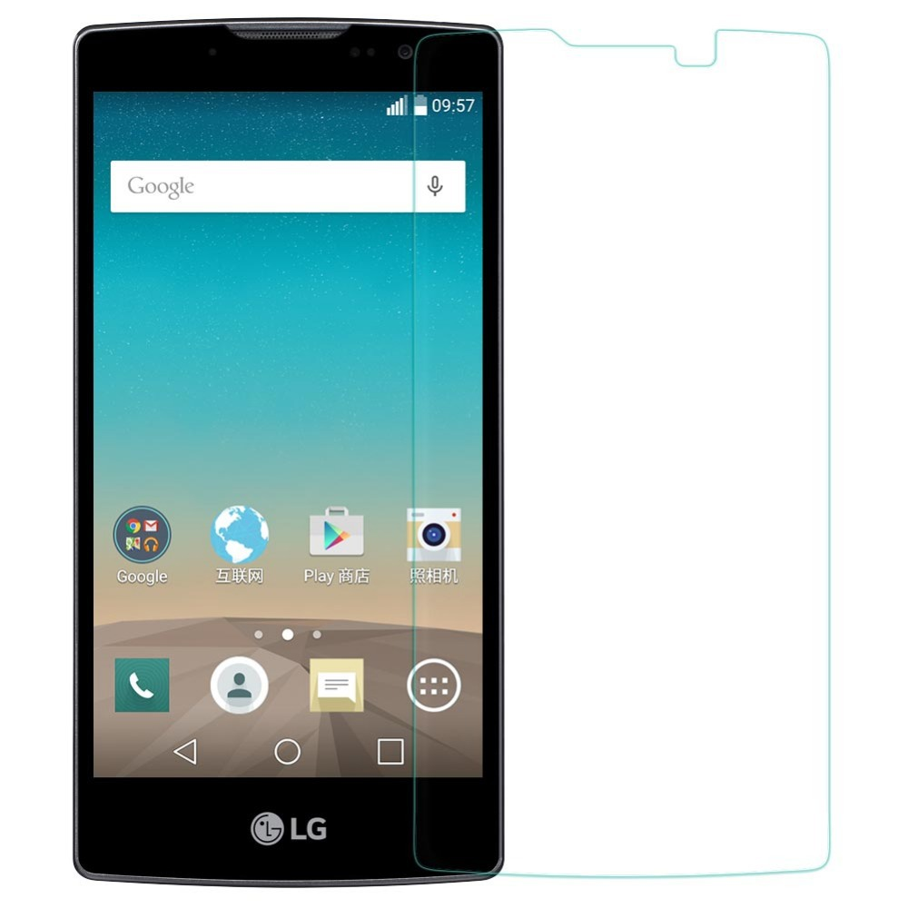 Screen Protector 2-in-1 Pack - LG Spirit LTE 4g