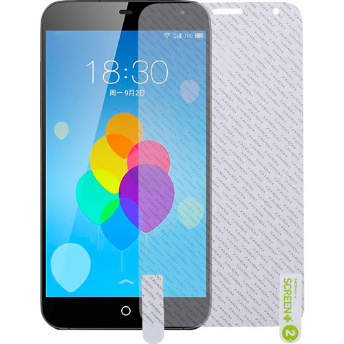 Screen Protector 2-in-1 Pack - Meizu MX3