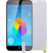 2 in 1 Meizu MX3 Displayschutzfolie