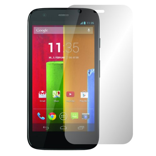 Screen Protector 2-in-1 Pack - Motorola Moto G