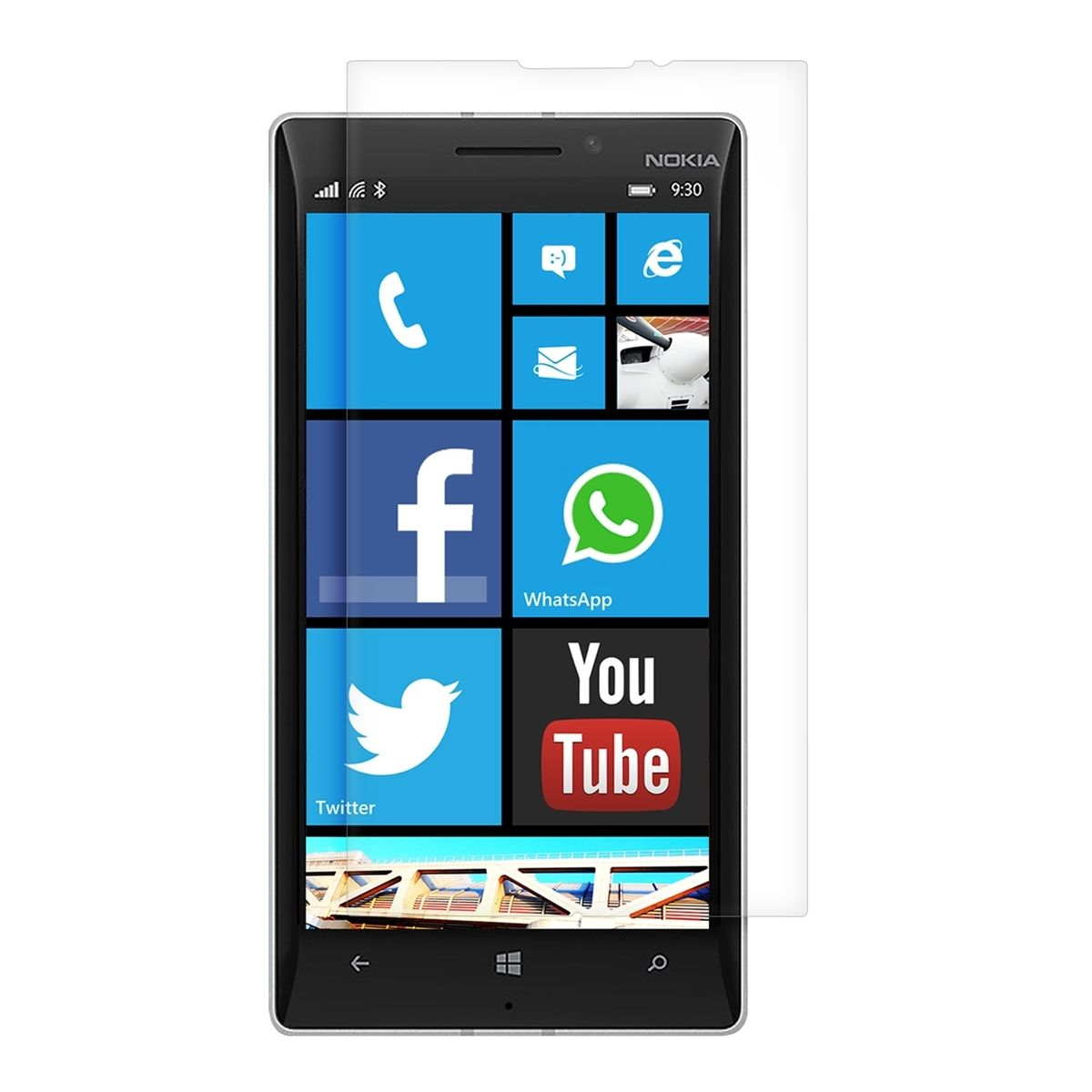 Screen Protector 2-in-1 Pack - Nokia Lumia 930