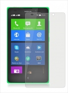 2 in 1 Nokia XL Displayschutzfolie