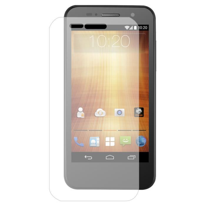 Screen Protector 2-in-1 Pack - Orange Hi 4G