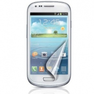 2 in 1 Samsung Galaxy Fame Lite S6790 Displayschutzfolie