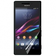 2 in 1 Sony Xperia M2 Displayschutzfolie