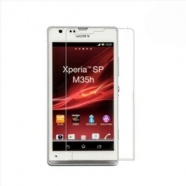 2 in 1 Sony Xperia SP Displayschutzfolie