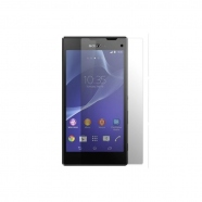 2 in 1 Sony Xperia T3 Displayschutzfolie