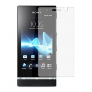 2 in 1 Sony Xperia U Displayschutzfolie