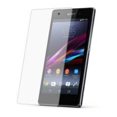 2 in 1 Sony Xperia Z1 Mini Displayschutzfolie