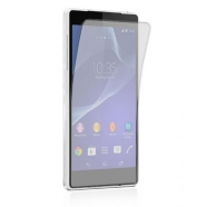 2 in 1 Sony Xperia Z2 Displayschutzfolie