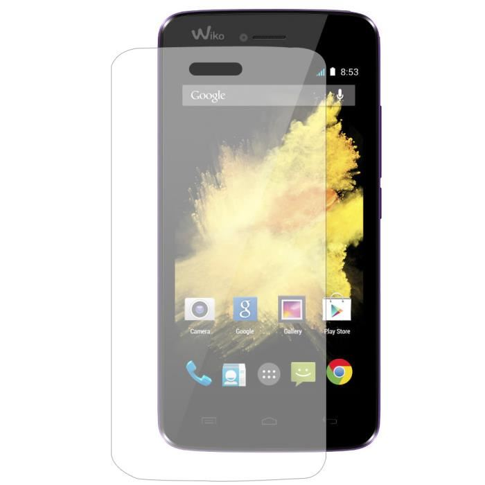 Screen Protector 2-in-1 Pack - Wiko Birdy