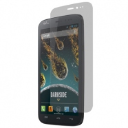 2 in 1 Wiko Darkside Displayschutzfolie