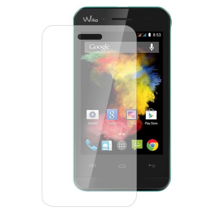 Screen Protector 2-in-1 Pack - Wiko Goa