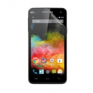 2 in 1 Wiko Ridge 4G Displayschutzfolie