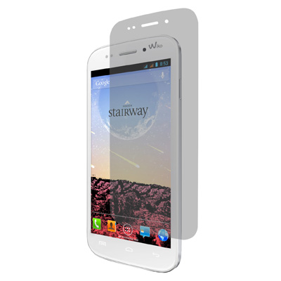 Screen Protector 2-in-1 Pack - Wiko Stairway