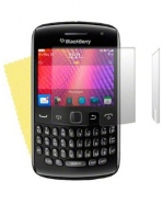 2 displayschutzfolie Blackberry Curve 9360