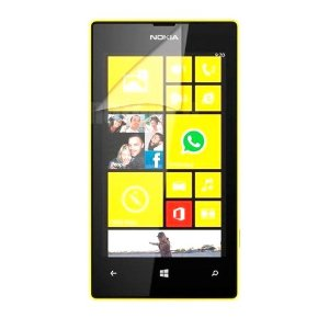 Screen Protector 2-in-1 Pack - Nokia Lumia 520