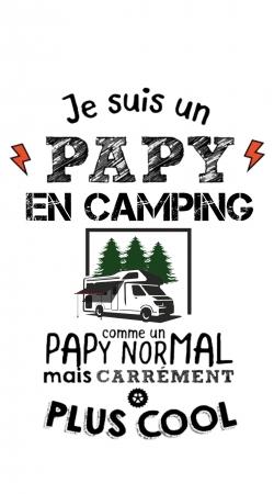 Papy en camping car