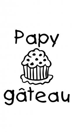 Papy gateau