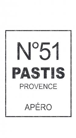 Pastis 51 Parfum Apero