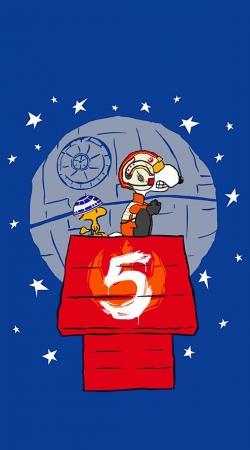 Peanut Snoopy x StarWars
