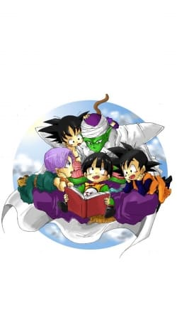 Piccolo The Baby Sitter