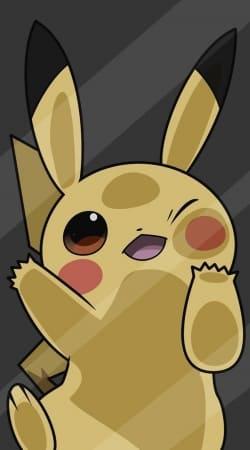 Pikachu Lockscreen