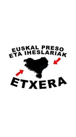 presoak etxera
