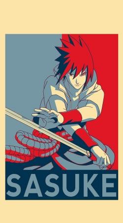 Propaganda Sasuke
