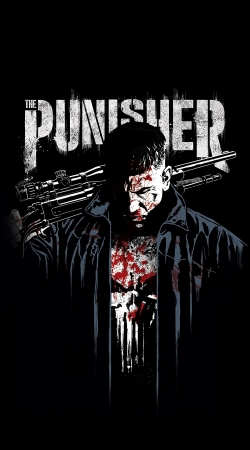 Punisher Blood Frank Castle