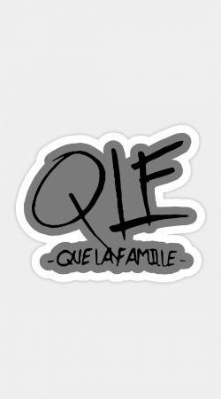Que la famille QLE