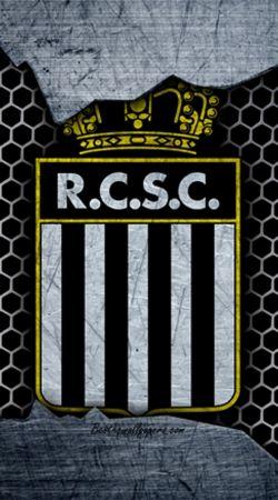 RCSC Charleroi Broken Wall Art