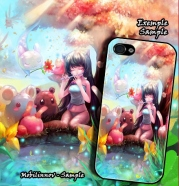 Artwork Manga charmer girl do Samsung Galaxy ACE 2 i8160