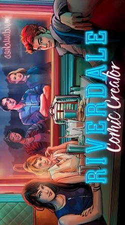 Riverdale Cartoon Bar