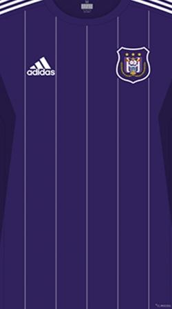 RSC Anderlecht Kit