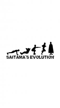 Saitama Evolution