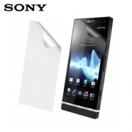 2 Protective Screen Film Sony Xperia S