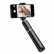 Aluminum Alloy Foldable Bluetooth Control Selfie Stick with Tripod