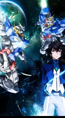 Setsuna Exia And Gundam