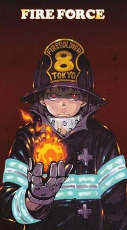 Shinra kusakabe fire force