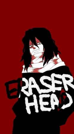 shouta aizawa aka eraser head