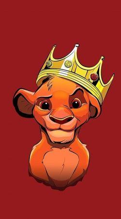 Simba Lion King Notorious BIG