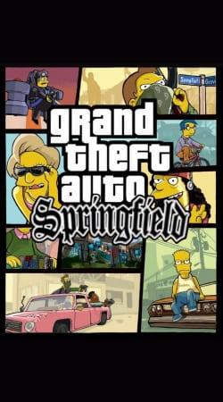 Simpsons Springfield Feat GTA