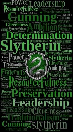 slytherin Serpentard