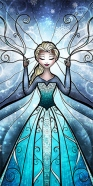 Artwork The Snow Queen do Samsung Galaxy ACE 2 i8160