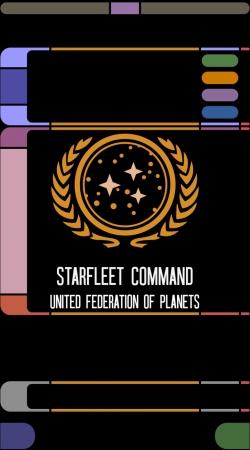 Starfleet command Star trek
