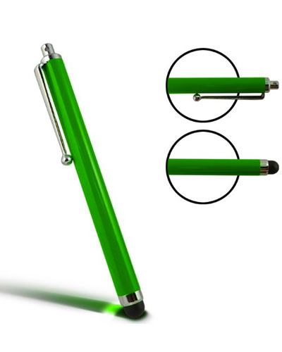Stylus Pen High Sensitivity Green