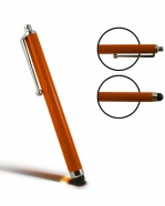 Eingabestift touchpen orange