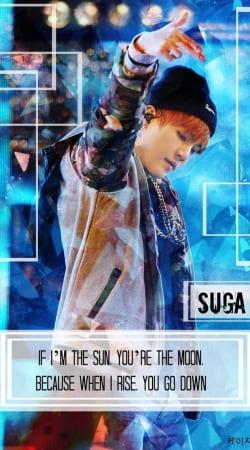 Suga BTS Kpop